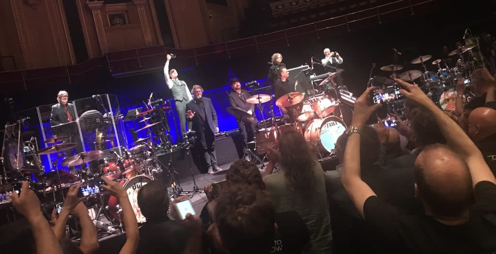 KING CRIMSON - ALBERT HALL 2019