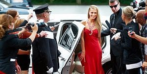 Red-carpet-chauffeur services